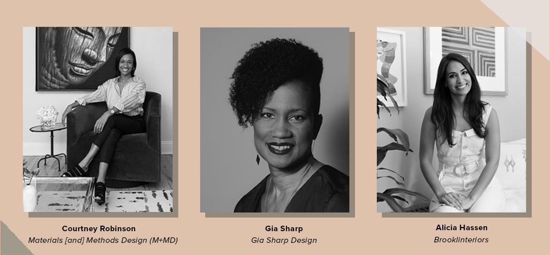 COVID-19+BLM: Courtney Robinson, Gia Sharp, Alicia Hassen